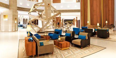 Lobbyen på Hotel Fairmont Ajman, De Forenede Arabiske Emirater.