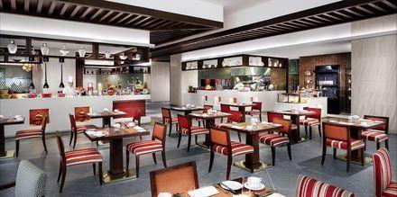 Restaurant Spectrum på Hotel Fairmont Ajman, De Forenede Arabiske Emirater.