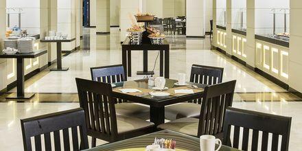 Buffetrestaurant på Fanar Hotel & Residences i Salalah, Oman.