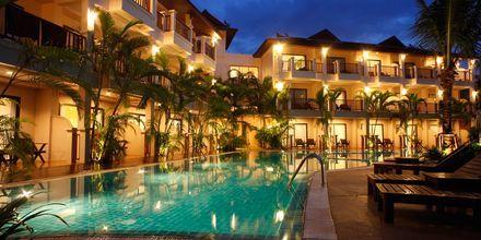 Hotel Fanari Khaolak Resort - Courtyard i Khao Lak, Thailand.