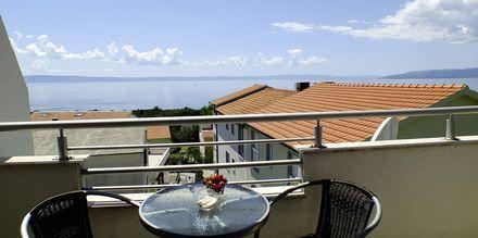 Lejlighed på Hotel Fani i Makarska, Kroatien.