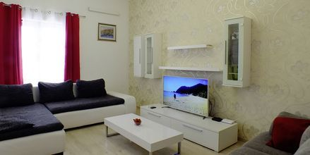 3-værelses lejlighed på Hotel Fani i Makarska, Kroatien.