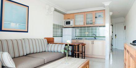 2-værelses lejlighed på Hotel Fariones Apartamentos på Lanzarote, Grækenland.