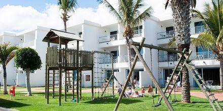Legeplads på Hotel Fariones Apartamentos, Lanzarote, De Kanariske Øer