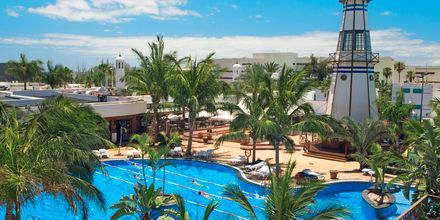 Sportscenter på Fariones Playa Suite Hotel på Lanzarote, De Kanariske Øer