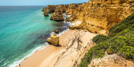 Algarvekysten, Portugal.