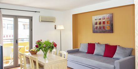 2-værelses lejlighed på hotel Faros i Kato Stalos, Kreta