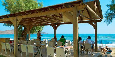 Hotel Faros i Kato Stalos, Kreta
