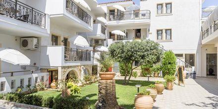 Hotel Flamingos på Kreta, Grækenland.
