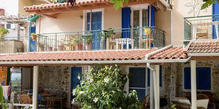 Hotel Flevas Mill i Vrachos, Grækenland.