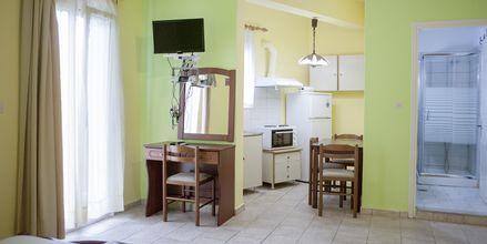 1-værelses lejlighed på Hotel Flevas Mill i Vrachos, Grækenland.