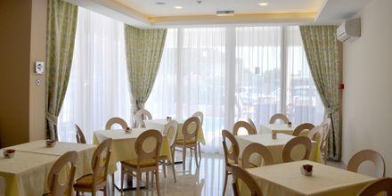 Restaurant på Hotel Flora i Tucepi, Kroatien