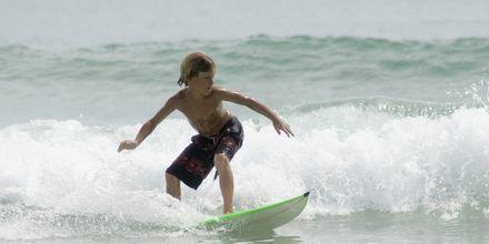 Surfing i Daytona
