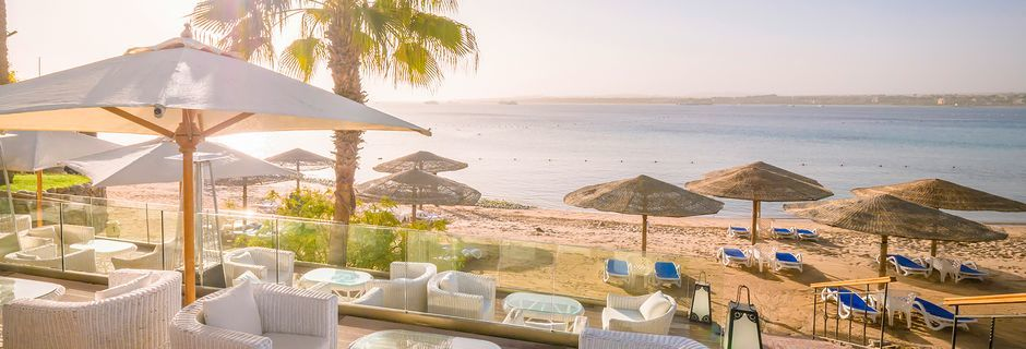 Stranden ved Fort Arabesque Resort, Spa & Villas