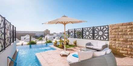 Delt pool ved Villaerne på Fort Arabesque Resort, Spa & Villas