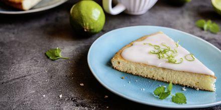 Florida har en dessert, der er kendt i hele verden - Key Lime Pie.