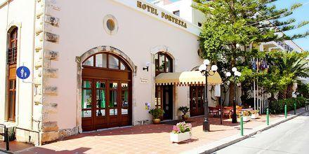 Hotel Fortezza i Rethymnon på Kreta, Grækenland