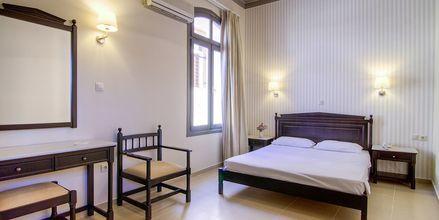 Dobbeltværelser på Hotel Fortezza i Rethymnon på Kreta, Grækenland