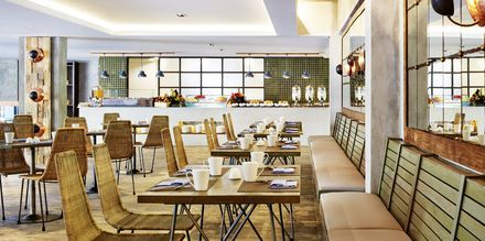 Restaurant på Hotel Four Points By Sheraton Bali Kuta på Bali, Indonesien.