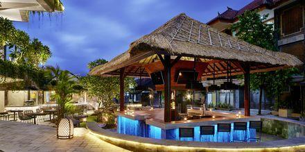 Hotel Four Points By Sheraton Bali Kuta på Bali, Indonesien.