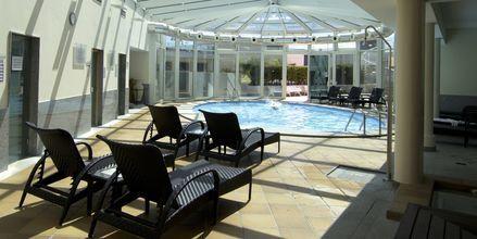 Indendørs pool på Hotel Four Views Monumental Lido Funchal, Madeira