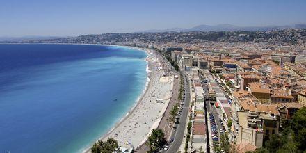 Frankrigs smukke Riviera.E