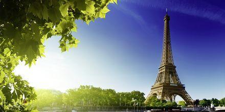 Eiffeltårnet i Paris, Frankrig.
