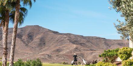 Golf på Fuerteventura.