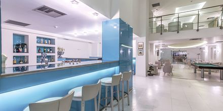 Bar på Hotel Galaxy Beach Resort i Laganas, Zakynthos.