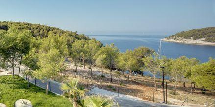 Gava Waterman Resort Milna, Brac i Kroatien.