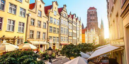 Den Gamle By i Gdansk, Polen