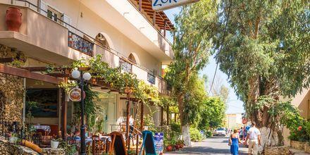 Georgioupolis på Kreta i Grækenland.