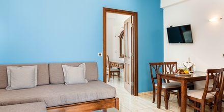 2-værelses lejligheder med på Geraniotis Beach i Platanias på Kreta i Grækenland