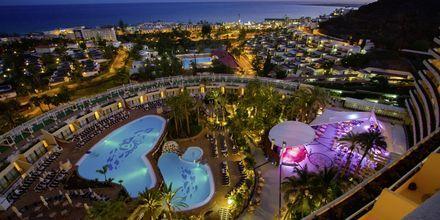 Gloria Palace San Agustin Thalasso & Hotel på Gran Canaria, De Kanariske Øer.