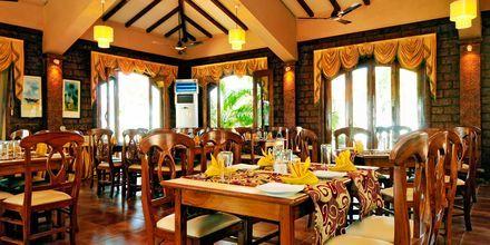 Restauranten på Goan Heritage i Goa i Indien.