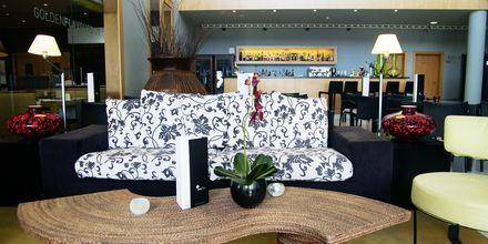 Bar lounge på Golden Residence på Madeira, Portugal.