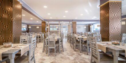 Restauranten på Golden Sun i Kalamaki på Zakynthos, Grækenland.
