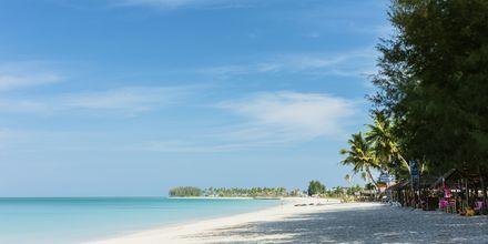 Stranden ved Graceland Khao Lak Resort, Thailand.