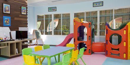 Børneklub på Graceland Khao Lak Resort, Thailand.