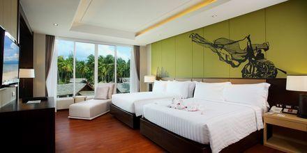 Junior-suite på Graceland Khao Lak Resort, Thailand.