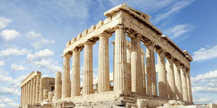 Akropolis, Grækenland