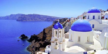 Santorini, Grækenland