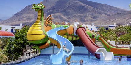 Vandrutsjebaner på Gran Castillo Resort på Lanzarote, De Kanariske Øer