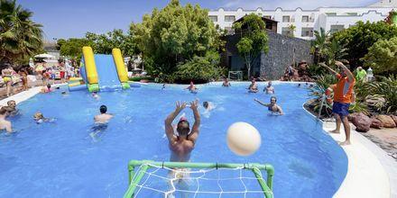 Aktivitetspool på Gran Castillo Resort på Lanzarote, De Kanariske Øer