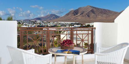 Dobbeltværelse på Gran Castillo Resort på Lanzarote, De Kanariske Øer