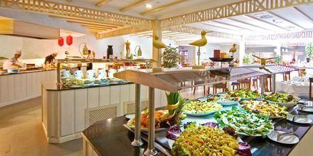 Buffetrestaurant på Gran Castillo Resort på Lanzarote, De Kanariske Øer