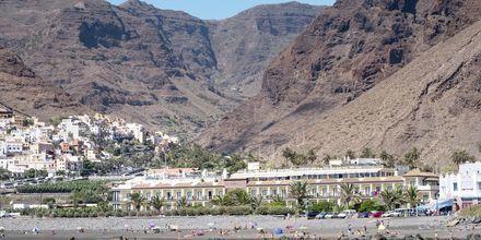 Hotel Gran Rey på La Gomera, De Kanariske Øer, Spanien.