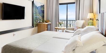 Dobbeltværelse på Hotel Gran Rey på La Gomera, De Kanariske Øer, Spanien.