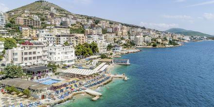 Grand Hotel i Saranda, Albanien.