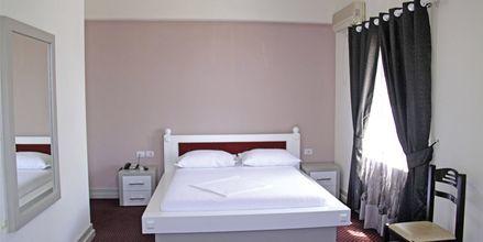 Dobbeltværelser på Grand Hotel i Saranda, Albanien.